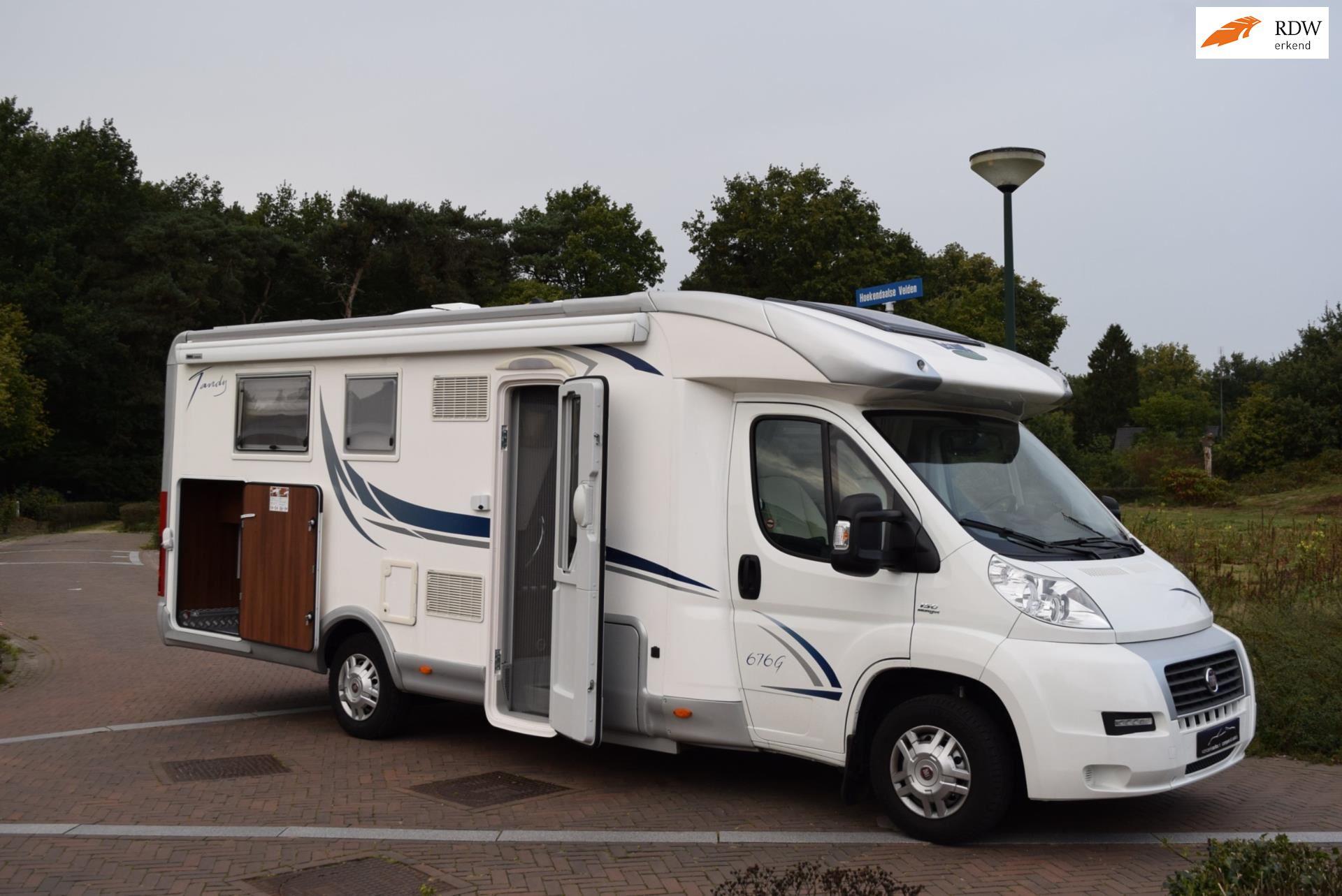 McLouis Tandy 676G-150 pk Aut.-Queensbed-XXL Garage-Hoekkeuken-Prachtstaat occasion - Eric van Aerle Auto's