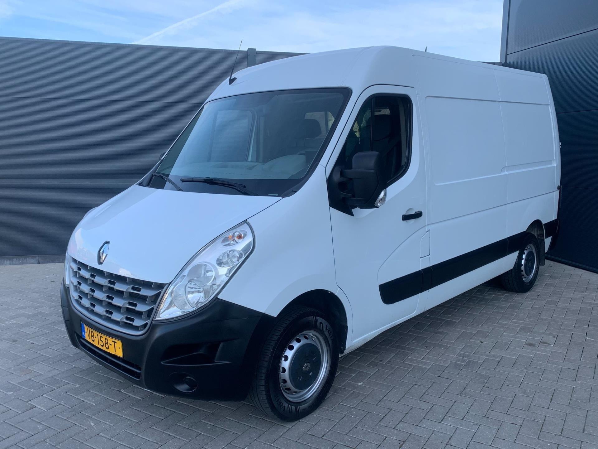 Renault Master occasion - Van den Brom Auto's
