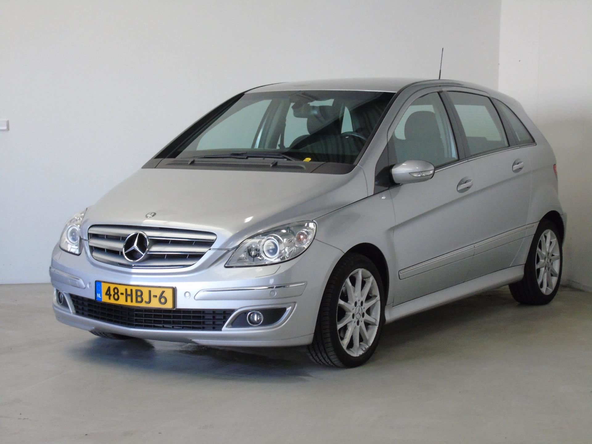 Mercedes-Benz B-klasse occasion - van Dijk auto's