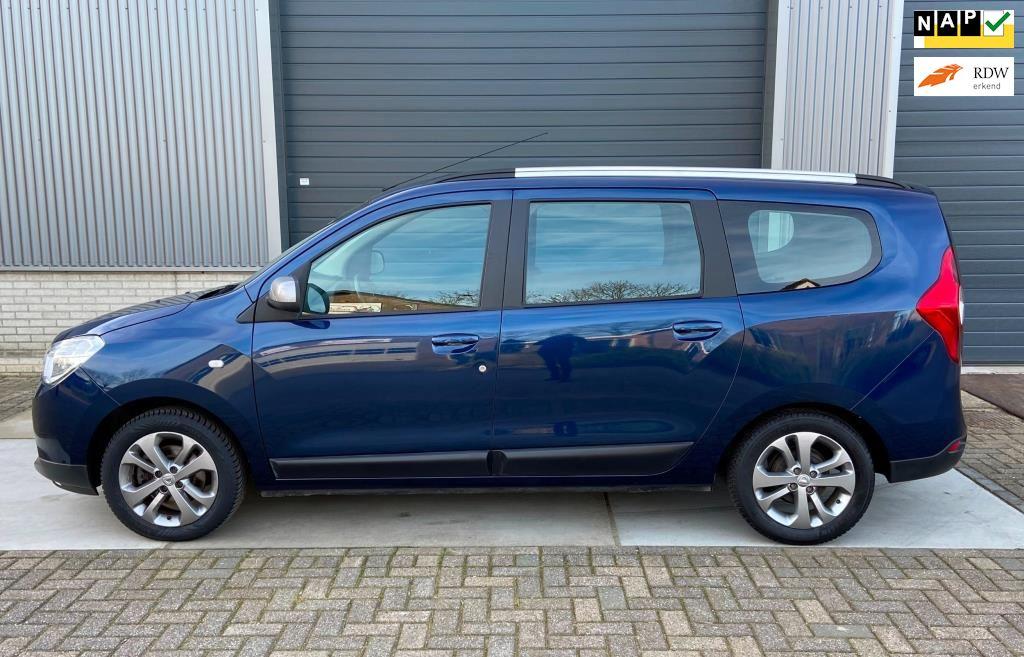Dacia Lodgy occasion - Autoverkoop en Lease Bakker