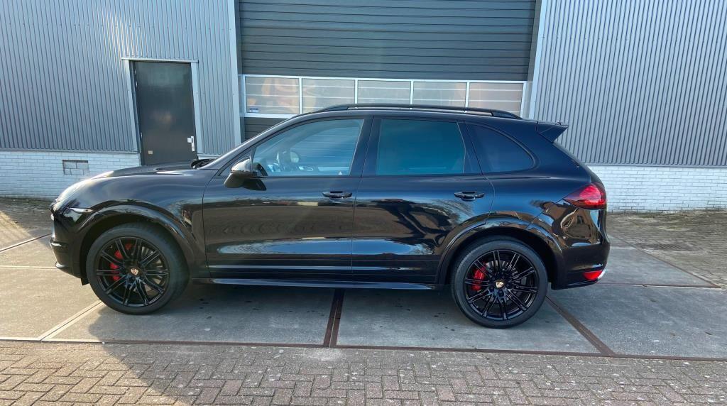 Porsche Cayenne occasion - Autoverkoop en Lease Bakker