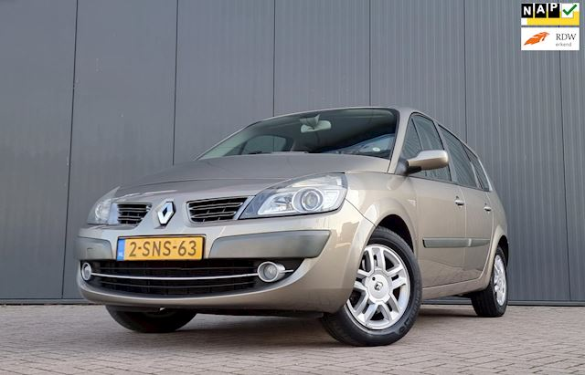 Renault Grand Scénic 1.6i 16V Business Line Trekhaak PDC