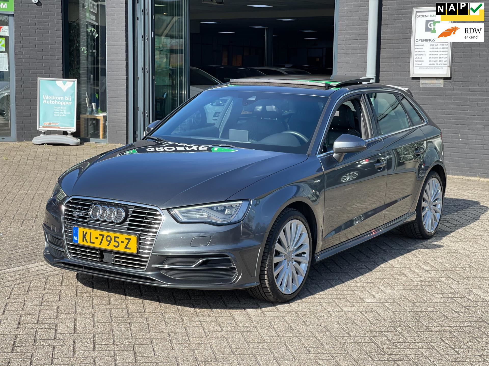 Audi A3 Sportback occasion - Groene Hart Auto's