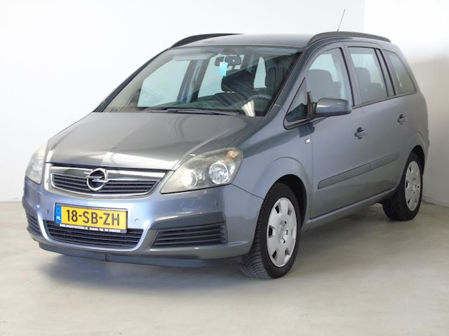 Opel Zafira 2.2 Essentia Cruise control / Camera 7 Persoons