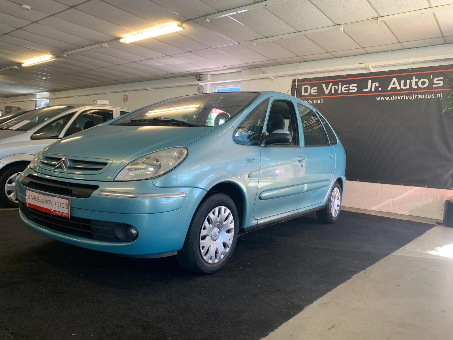 Citroen Xsara Picasso occasion - De Vries Junior Auto's