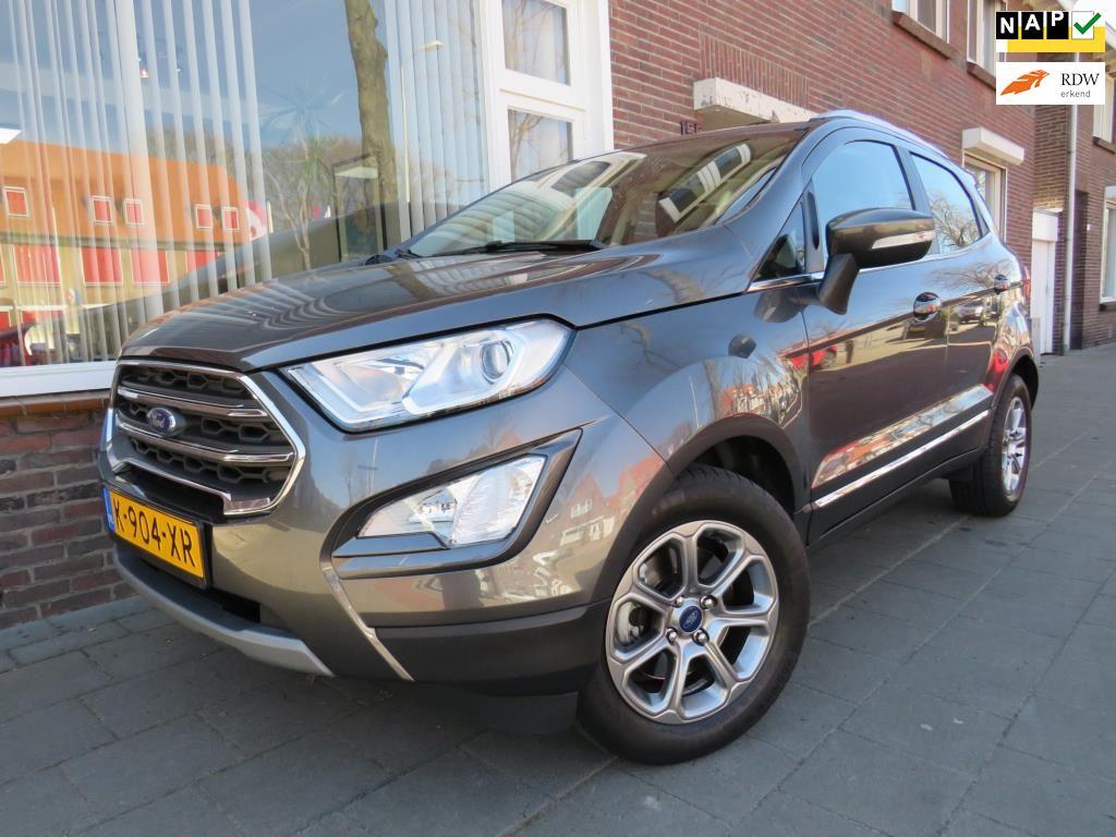 Ford EcoSport occasion - Behamo