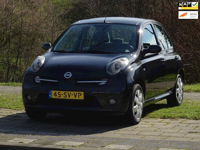 Nissan Micra occasion - Automall