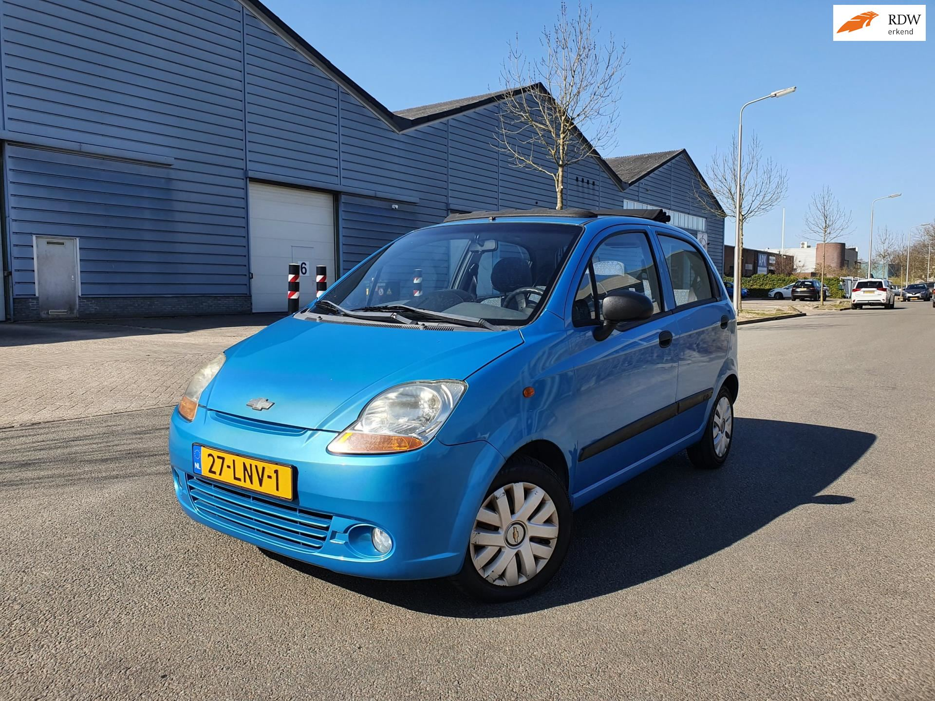 Chevrolet Matiz occasion - Autohandel Direct