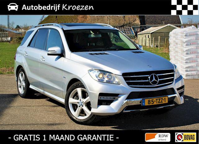 Mercedes-Benz M-klasse 350 BlueTEC ///AMG Pakket * Schuifdak * Leder *