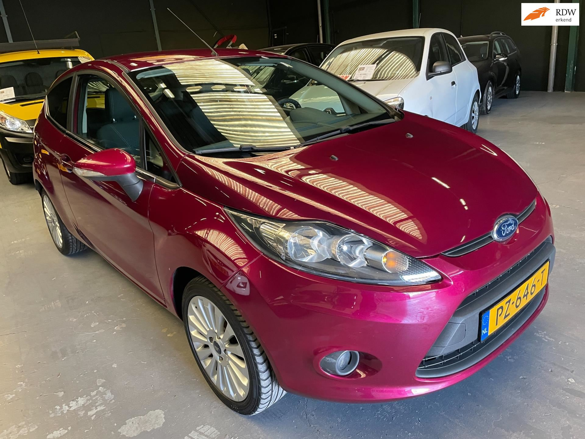 Ford Fiesta occasion - Rico Cars