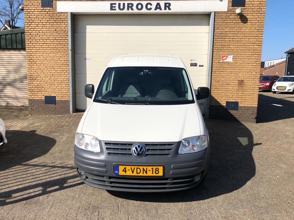 Volkswagen Caddy occasion - Eurocar