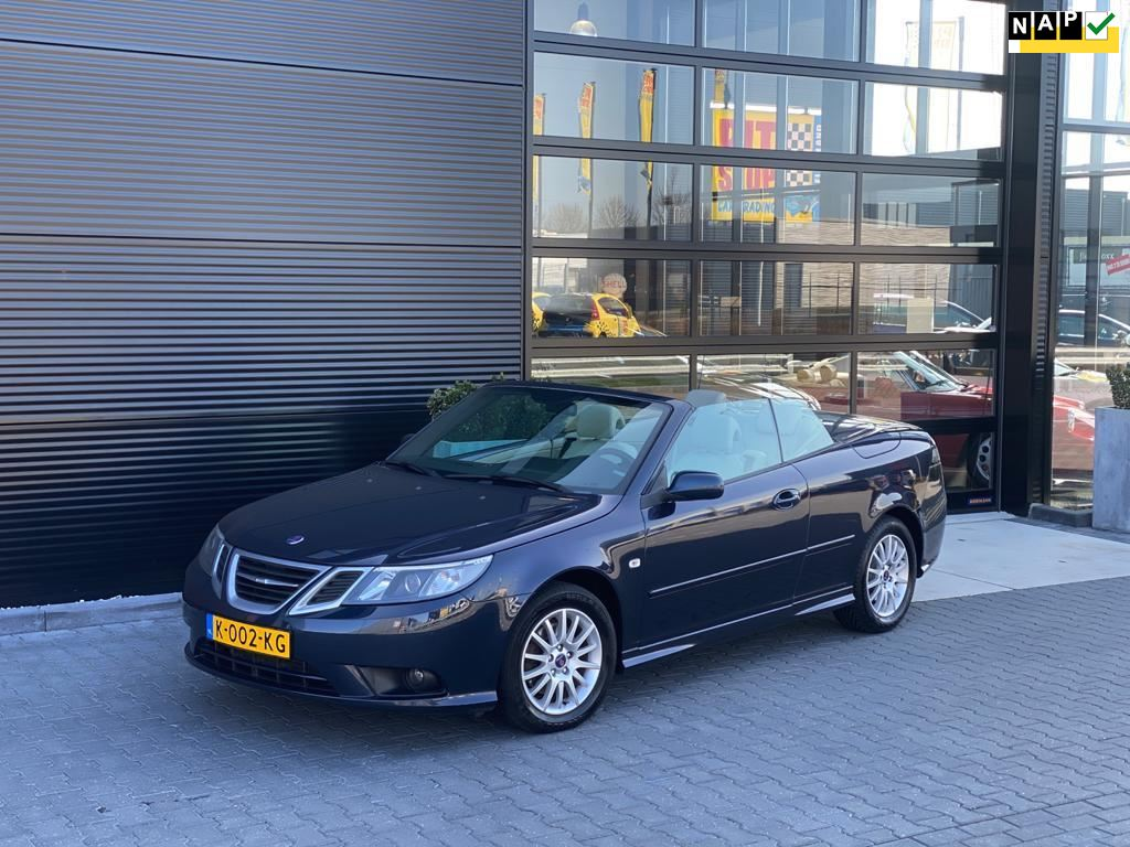 Saab 9-3 Cabrio occasion - Pitstop Car Trading