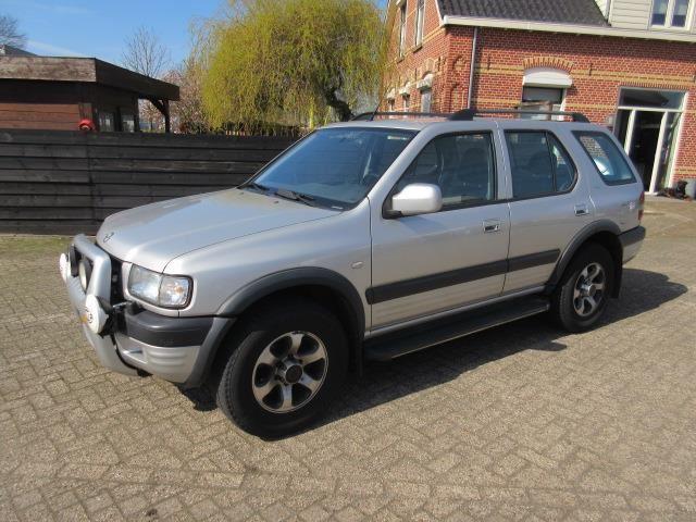 Opel Frontera occasion - Wisselink Auto's