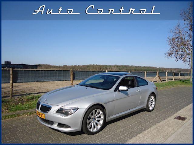 BMW 6-serie 635d High Executive 2010 Panorama, Head up Display etc.