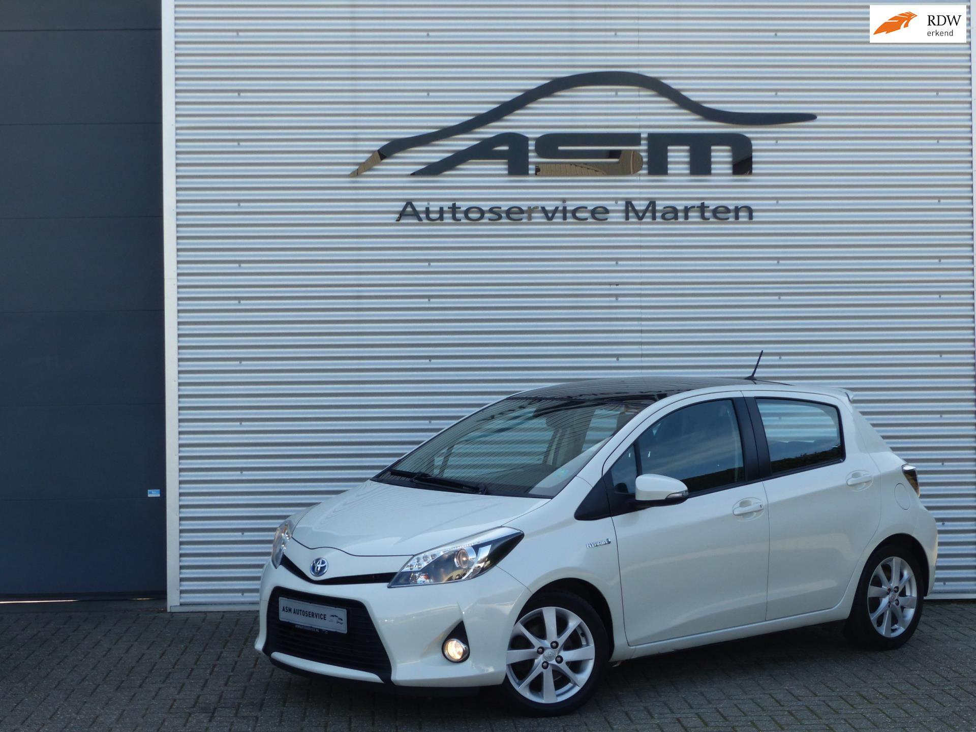 Toyota Yaris occasion - ASM Autoservice Marten