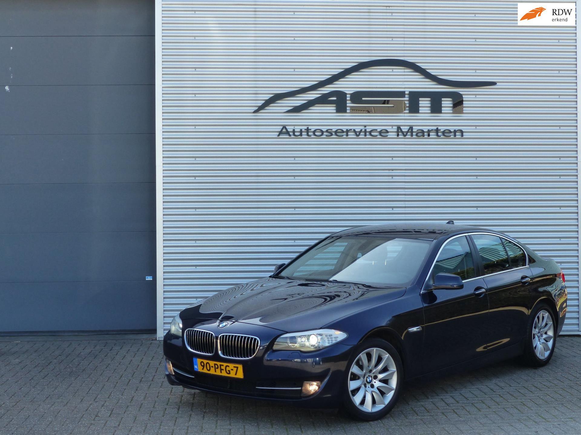 BMW 5-serie occasion - ASM Autoservice Marten