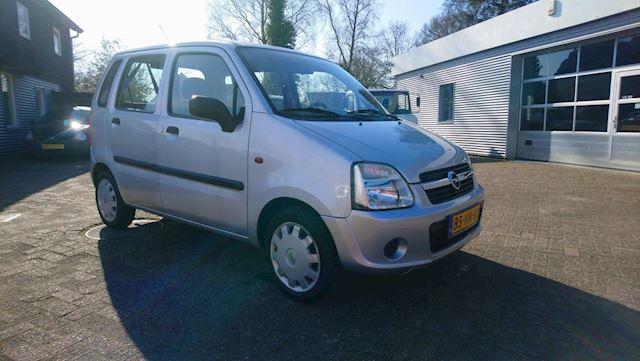 Opel Agila 1.0-12V Essentia MET VOL JAAR A.P.K. !!