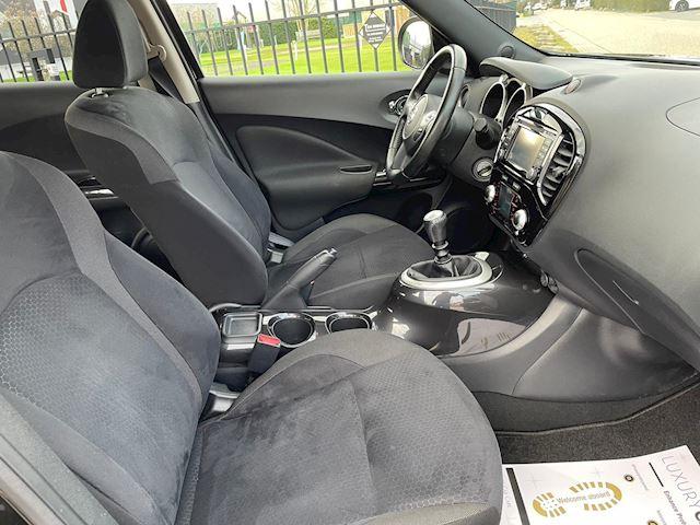 Nissan Juke 1.5 dCi S/S CLIMA SUEDE SPORT NAP VEEL OPTIES..