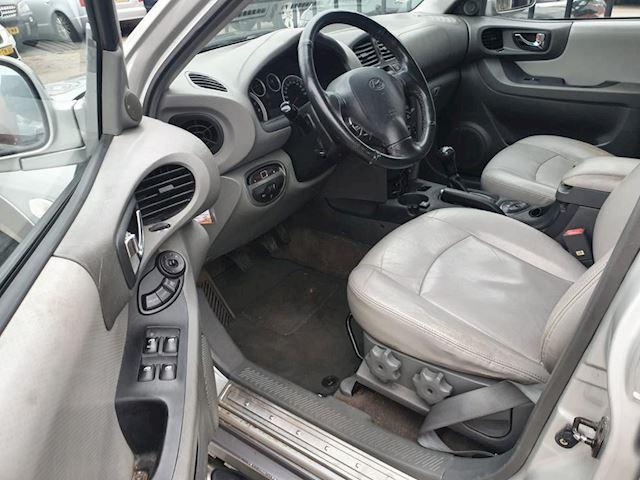Hyundai Santa Fe 2.4i-16V Elite LPG G3 LEDER CLIMA VOL OPTIES