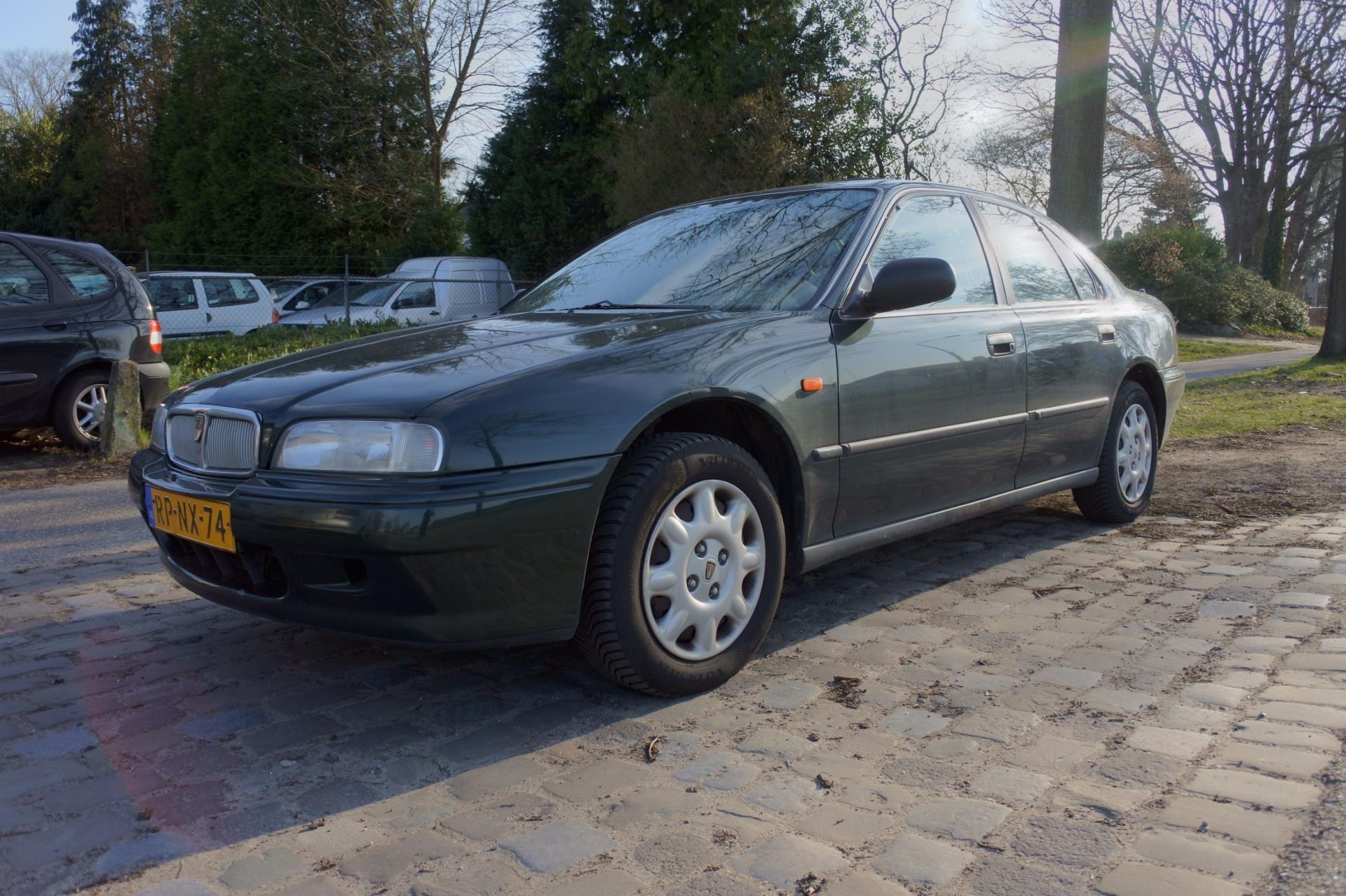 Rover 600 occasion - Van Keulen Auto's
