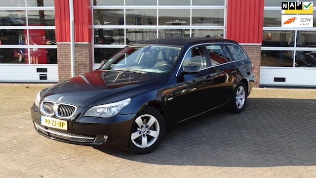 BMW 5-serie Touring 520d Business Line NL Auto Afneembare Trekhaak