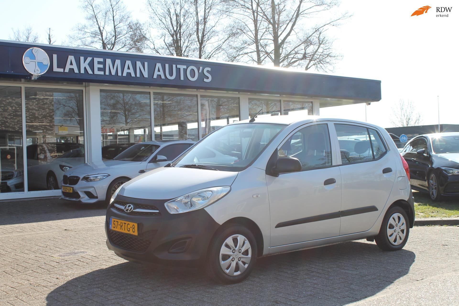 Hyundai I10 occasion - Lakeman auto's Almere B.V.