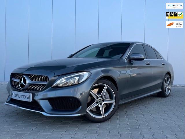 Mercedes-Benz C-klasse occasion - R&D Auto's