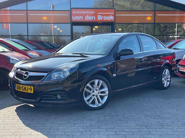 Opel Vectra GTS 2.2-16V Executive Navi Climate Cruise Ctr Leder Pdc Trekhaak
