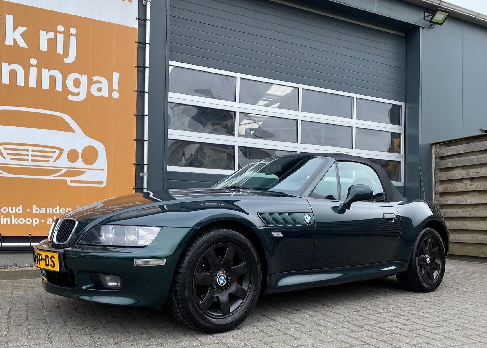 BMW Z3 Roadster occasion - Jeeninga Auto's