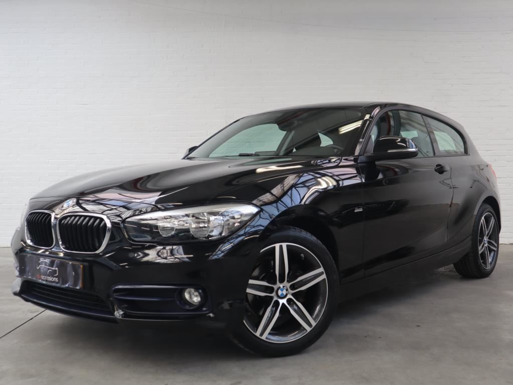 BMW 1-serie occasion - RGH Occasions