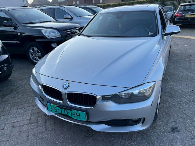 BMW 3-serie 316d High Executive sedan
