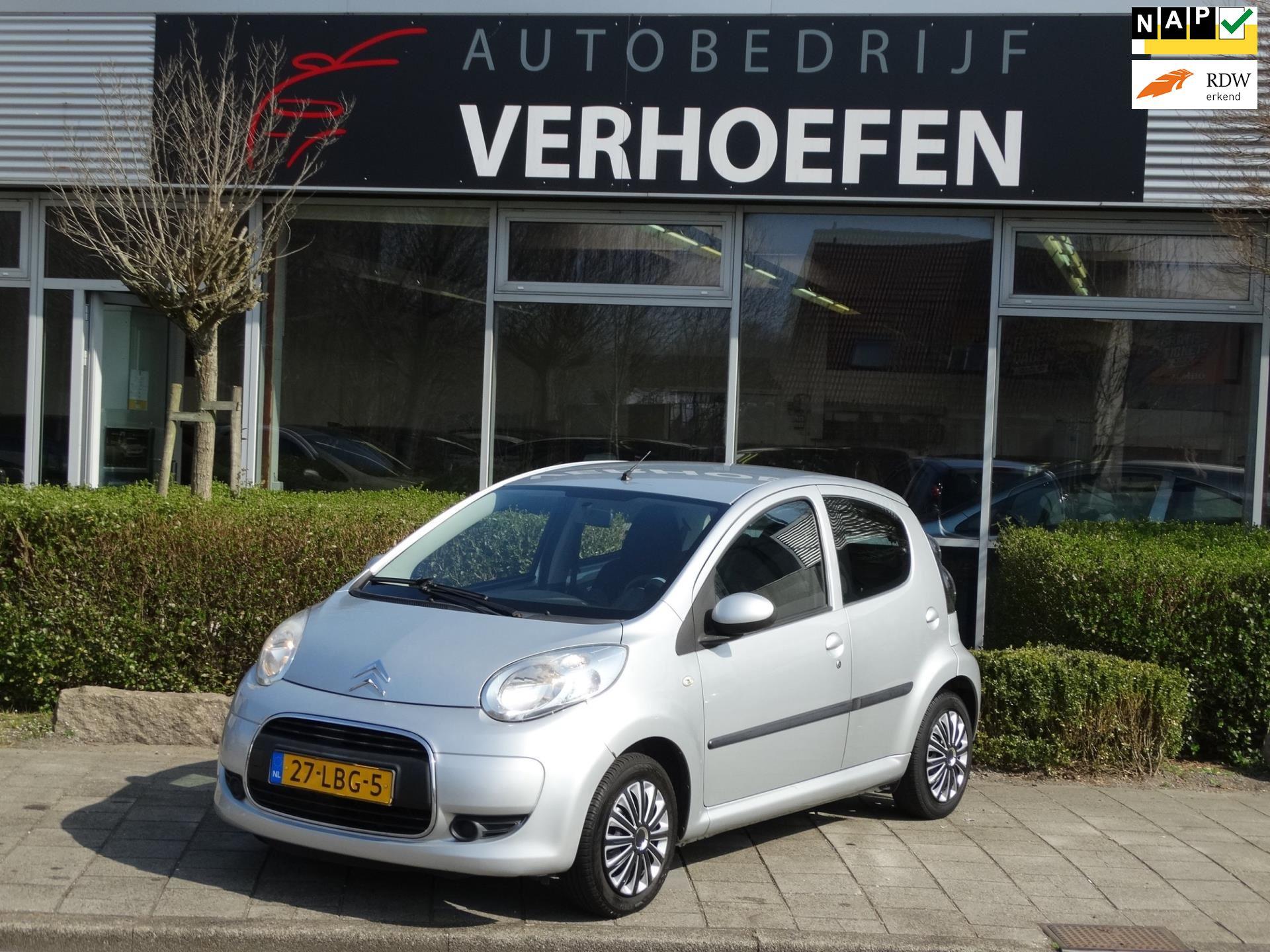 Citroen C1 occasion - Autobedrijf Verhoefen