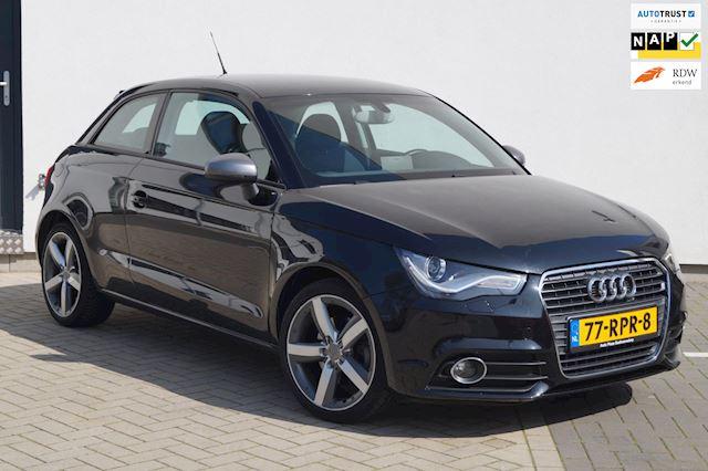 Audi A1 1.4 TFSI * Xenon-LED * Automaat * Navi * Cruise Cont * Inruil Mog.