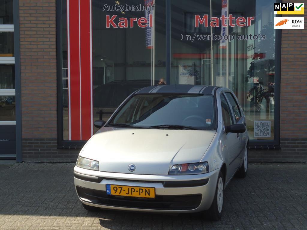 Fiat Punto occasion - Autobedrijf Karel Matter