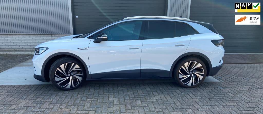 Volkswagen ID.4 occasion - Autoverkoop en Lease Bakker