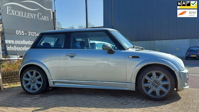 Mini Mini 1.6 One Salt Airco Lmv