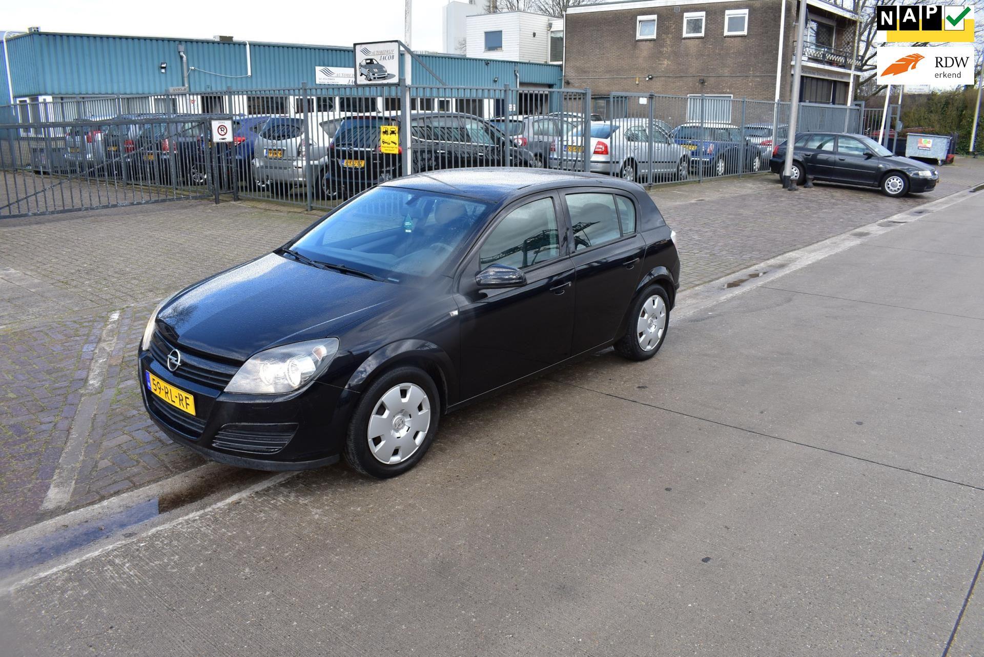 Opel Astra occasion - Autobedrijf Jacob