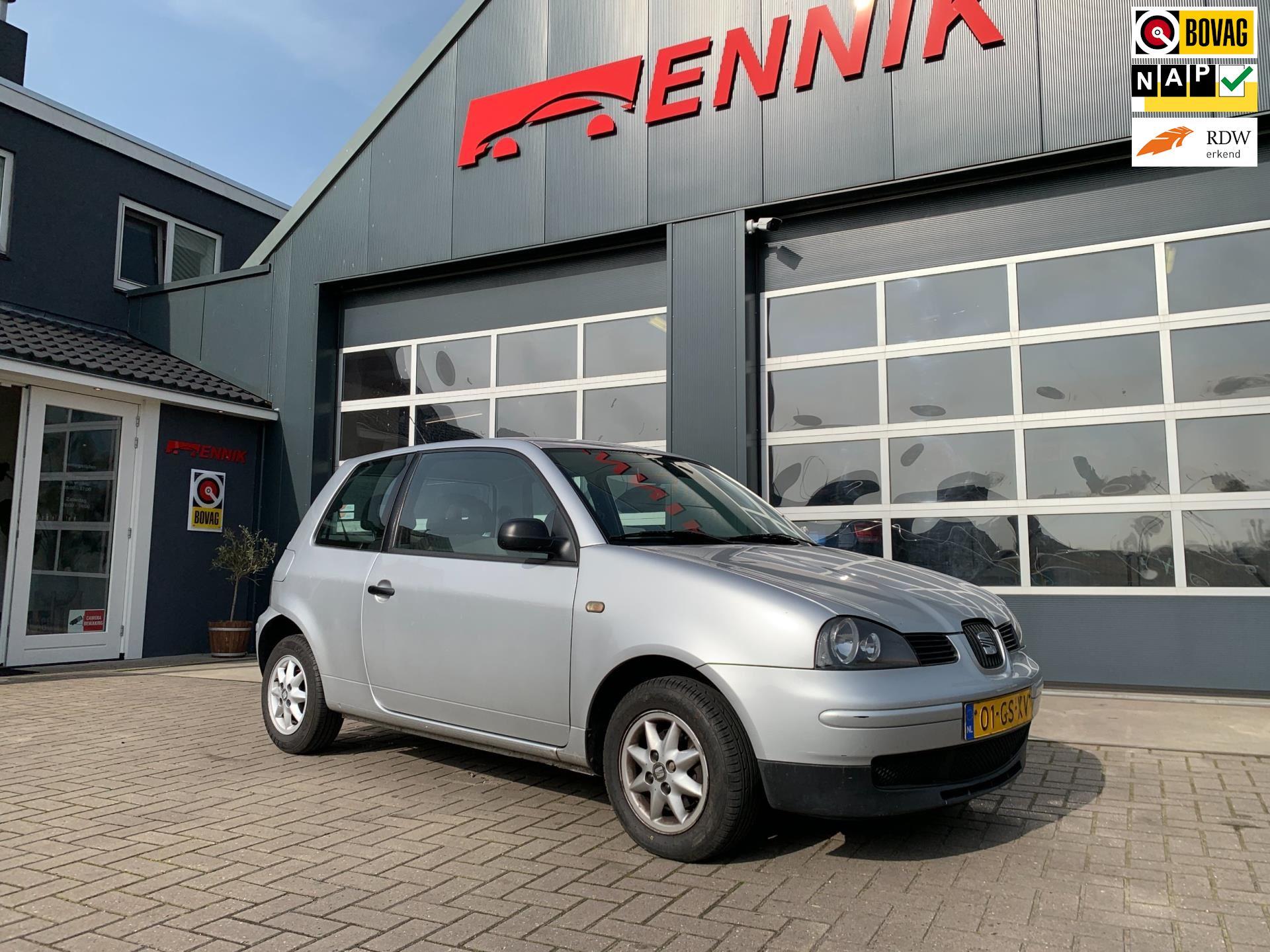 Seat Arosa occasion - Ennik Autobedrijf