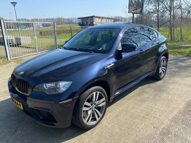 BMW X6 4.4i M vol opties