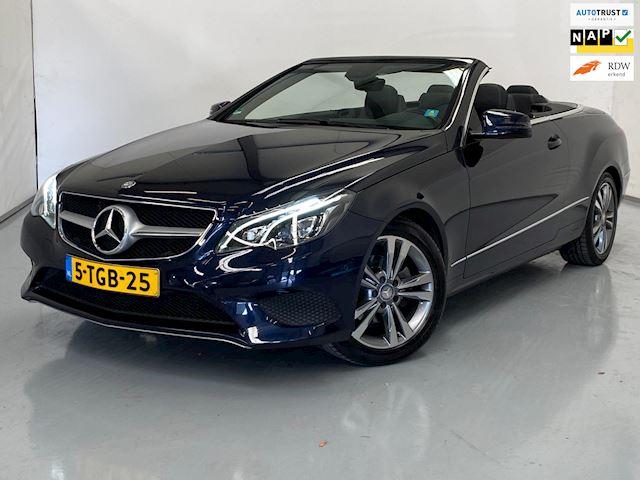 Mercedes-Benz E-klasse Cabrio 200 Automaat / 1e Eigenaar