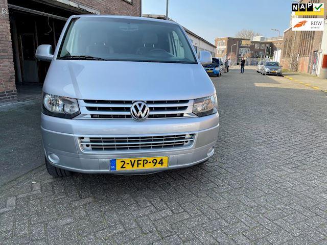 Volkswagen Transporter 2.0 TDI L2H1 DC Comfortline NIEUWE DISTRIBUTIERIEM