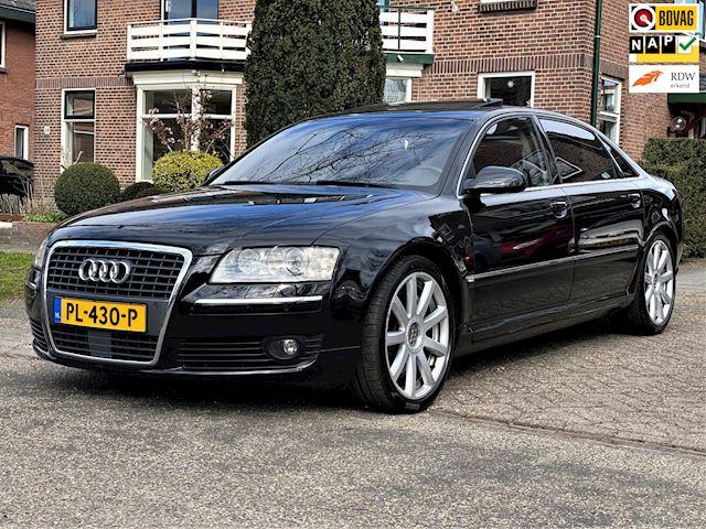 Audi A8 6.0 W12 quattro Lang 331kW450PK Dealer onderhouden