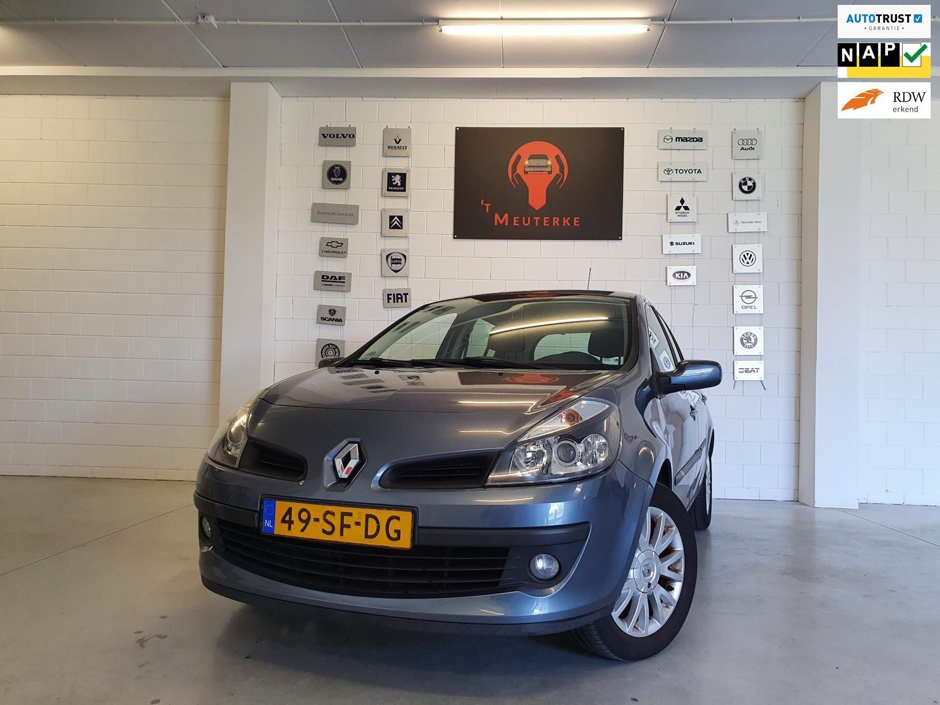 Renault Clio occasion - 't Meuterke