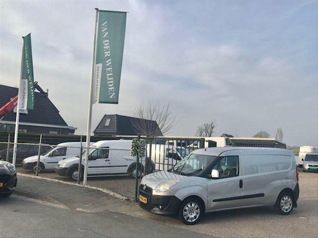 Fiat Doblò Cargo occasion - Van der Weijden Bedrijfsauto's