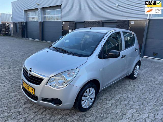 Opel Agila occasion - City Cars Breda