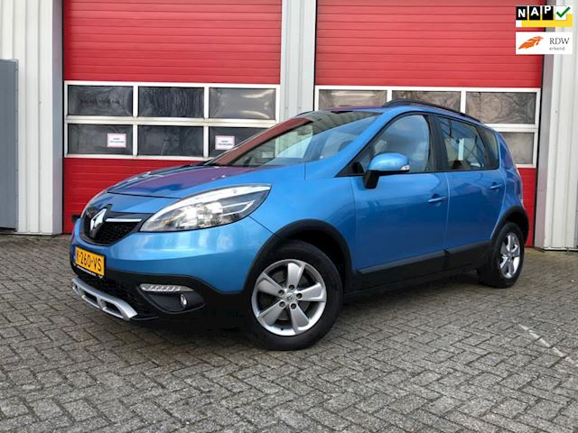Renault Scénic Xmod 1.2 TCe Expression