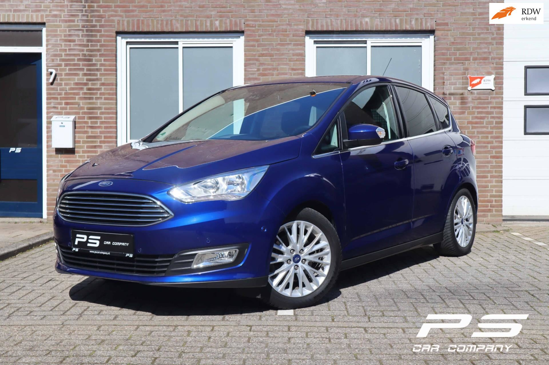 Ford C-Max occasion - PS Car Company
