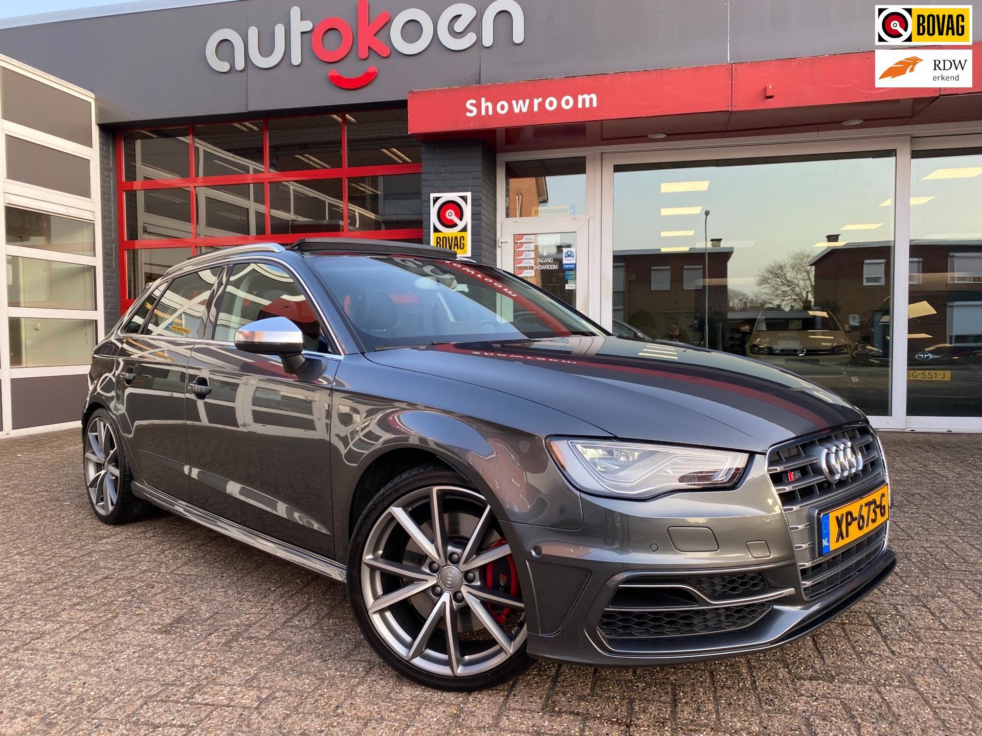 Audi S3 Sportback occasion - Autokoen