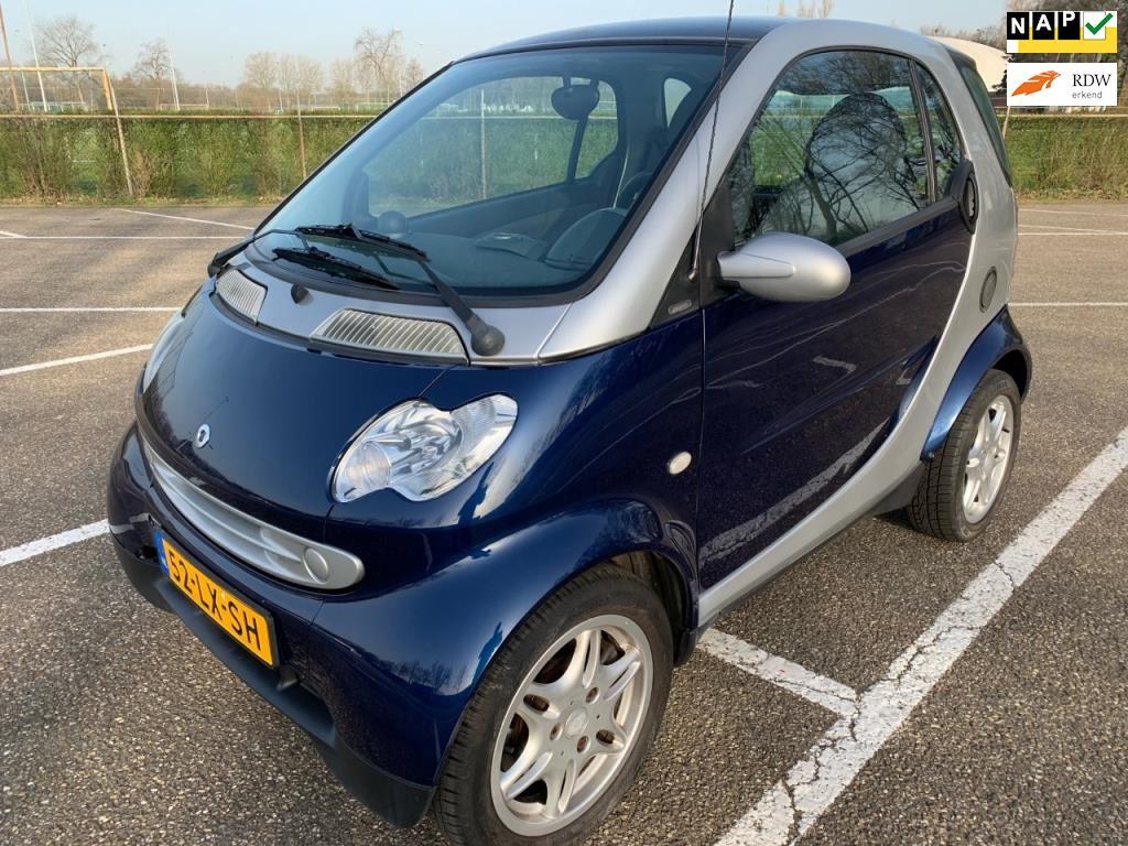 Smart City-coupé occasion - RT Autos