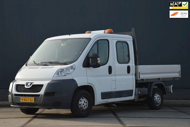Peugeot Boxer 333 2.2 HDI 88KW L2 DC Pick Up Airco Trekhaak